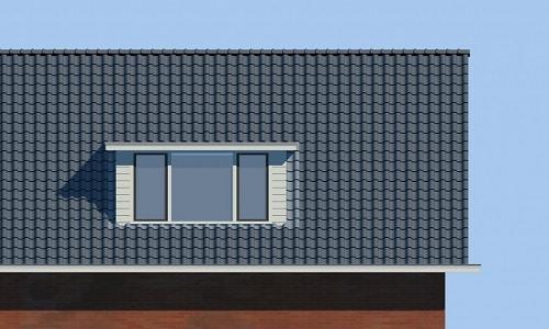 Bouwtekening dakkapel