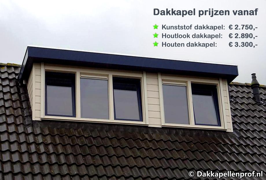 dakkapel-prijzen